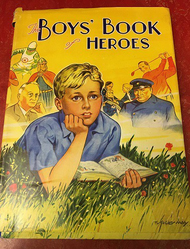 Boys Book of heroes